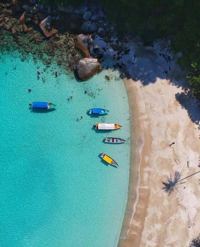 Perhentian-eilanden